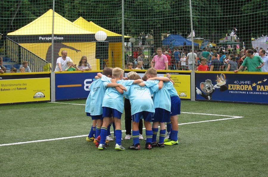 Fußball Landesfinale
