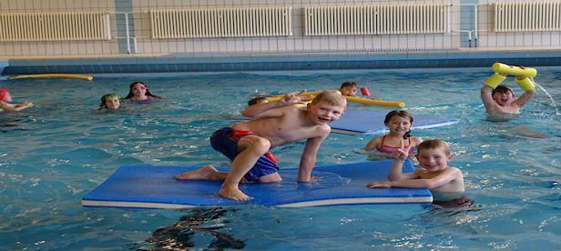 Zusatzschwimmen
