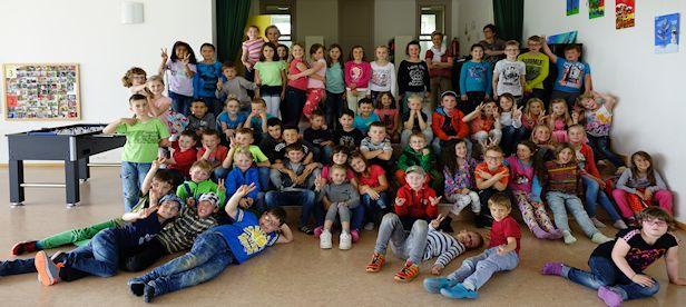 Betreuung in der Grundschule Dunningen