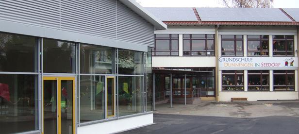 Schulgebäude Grundschule Dunningen