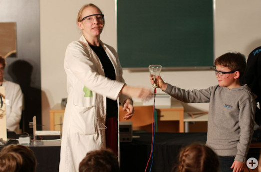 science mobil - Elektrizität