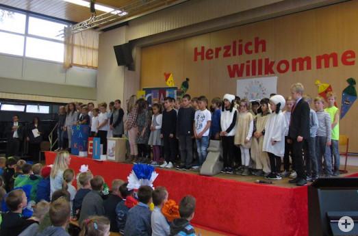Einschulungsfeier 2017