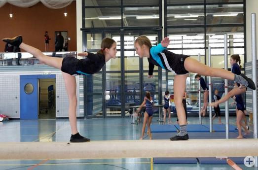 Turnwettkampf in Spaichingen