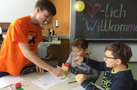 Kooperation mit dem Gymnasium Trossingen
