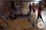 Handballaktionstag für die Zweitklässler