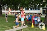 Spieletag der Klassen 1/2 und den Kindergärten