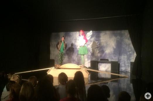 Peter Pan - Zimmertheater Rottweil