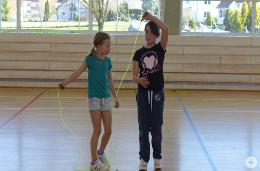 rope skipping Aktionstag