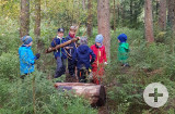 Waldtag in Dunningen