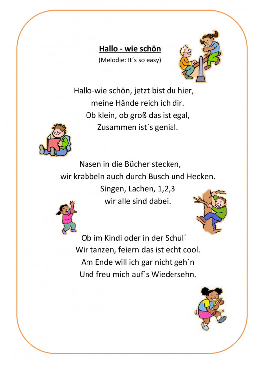 Bildungshaus-Song